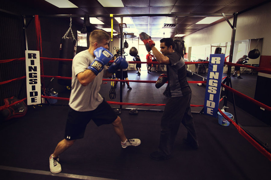 Boxing - Benicia Boxing and Martial Arts