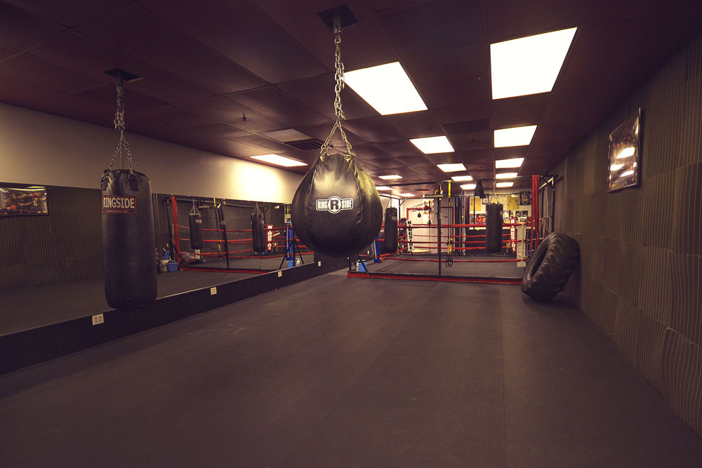 Our Facility Benicia Boxing And Martial Arts