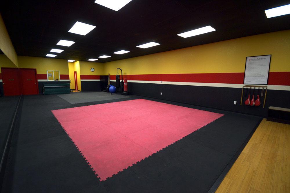 Martial Arts Dojo